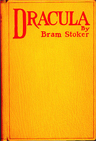 Dracula, 1st Edition Cover